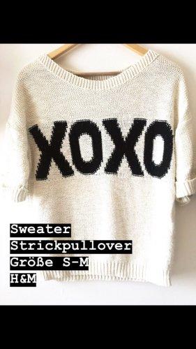 Pullover xoxo Print