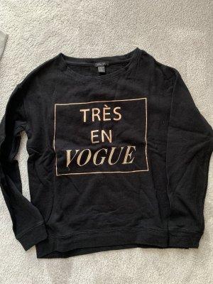 Pullover xs schwarz Vogue Amisu