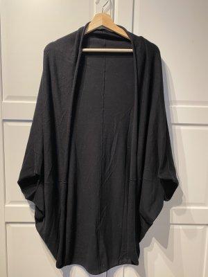 Zara Jersey kimono negro