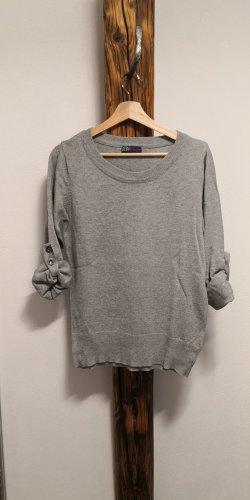 Arizona Pull tricoté gris clair