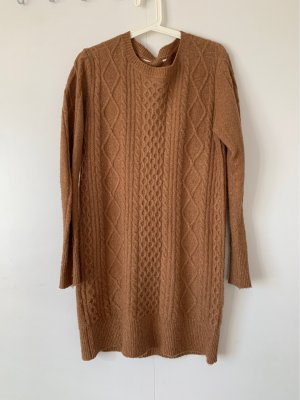 Abito maglione multicolore