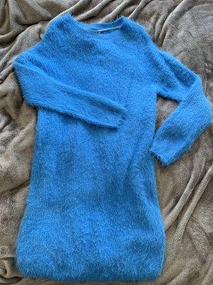 Primark Robe pull bleu fluo