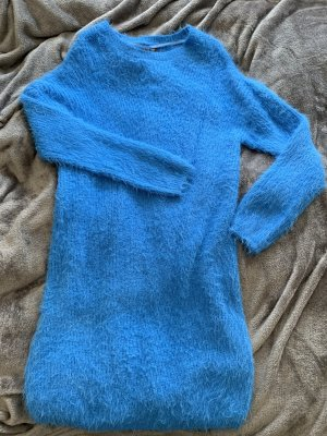Primark Vestido tipo jersey azul neón