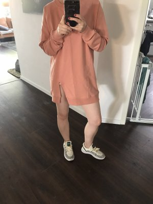 24Colours Robe pull abricot