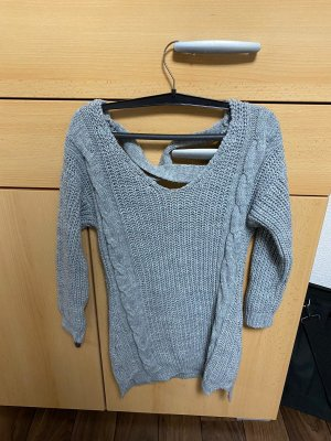 Sweater Dress grey