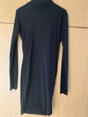 Boohoo Sweater Dress black