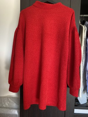 MNG Oversized trui rood