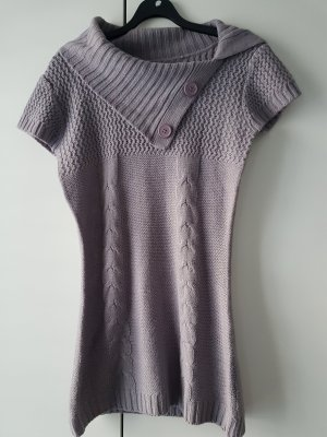 Sweater Dress mauve-lilac