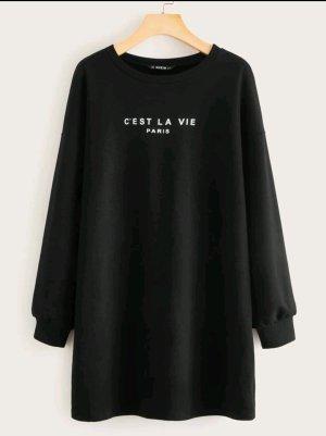 SheIn Robe pull noir