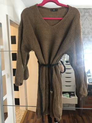 SheIn Oversized Sweater multicolored