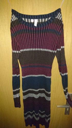 bpc bonprix collection Longsleeve Dress carmine-dark blue