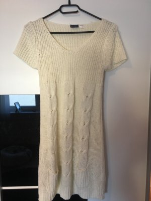 Esmara Long Sweater white-cream