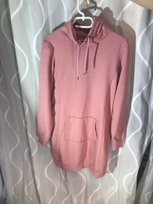 UP Fashion Sweater Dress rose-gold-coloured