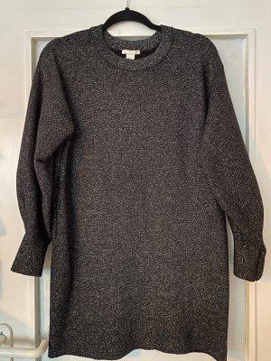 H&M Abito maglione nero
