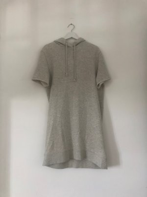H&M Divided Robe pull gris clair coton