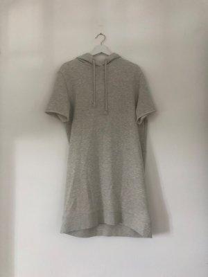 Pulloverkleid mit Kaputze
