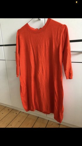 Atmosphere Swetrowa sukienka czerwony