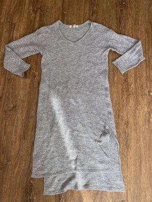Koton Robe pull gris clair
