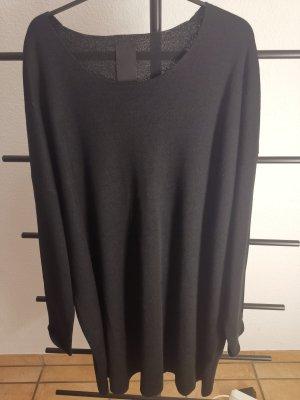 Rundholz Swetrowa sukienka czarny