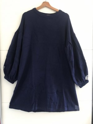 Sweater Dress dark blue