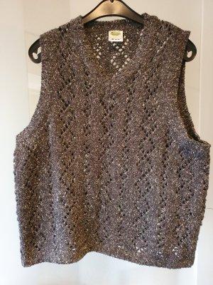 Fine Knitted Cardigan grey