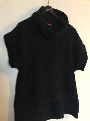 Cardigan en maille fine noir