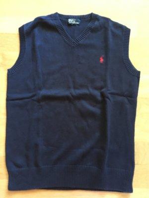 Polo Ralph Lauren Fine Knitted Cardigan dark blue