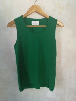 Allude Pull sans manches vert