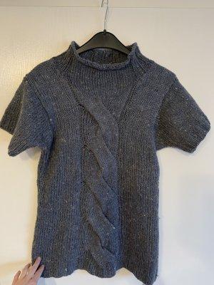 keine Sweter bez rękawów z cienkiej dzianiny Wielokolorowy