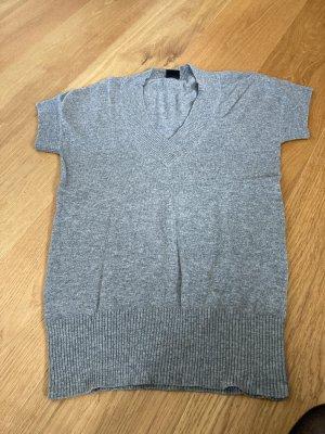 Madeleine Fine Knitted Cardigan grey