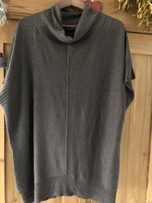 Mark Adam Fine Knitted Cardigan grey brown