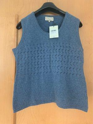 Sorgenfri Sylt Fine Knitted Cardigan slate-gray