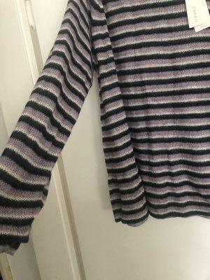Esprit Długi sweter bez rękawów Wielokolorowy