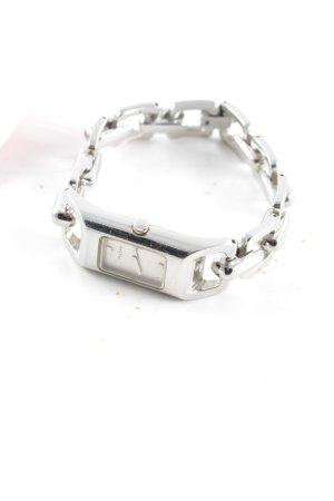 pulsar Orologio con cinturino di metallo argento stile professionale