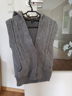 Pimkie Fine Knitted Cardigan multicolored