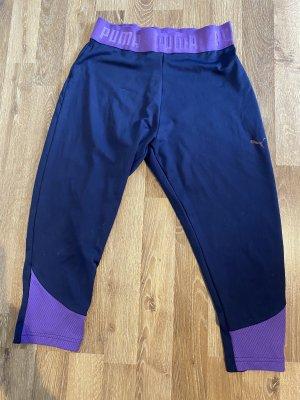 Puma Trackies dark blue-blue violet