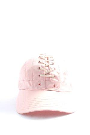 Puma Cappello da panettiere rosa stile casual