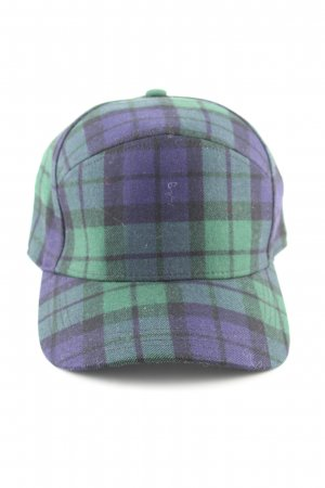Puma Baseball Cap check pattern casual look