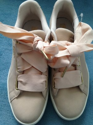 Puma Basket Heart Damen Sneakers Gr 39
