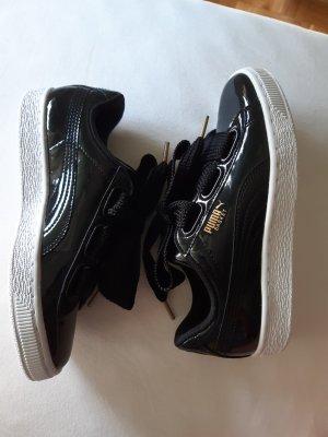 Puma Basket à talon noir