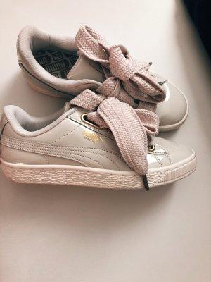 Puma Basket Heart Sneakers Beige 36