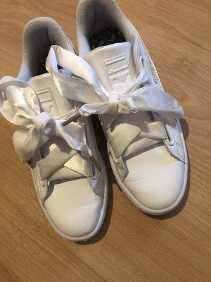 Puma Basket Original Schleifchen Sneaker