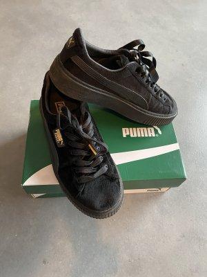 Puma Basket samt 38.5 Fashion Style Blogger