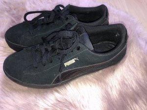 Puma Basket schwarz