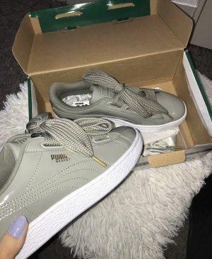 Puma Basket Sneaker Grau