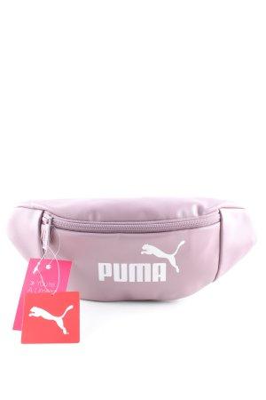 Puma Bauchtasche pink Motivdruck Casual-Look