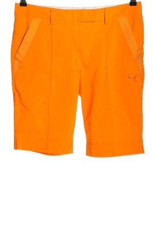 Puma Bermuda arancione chiaro stile casual
