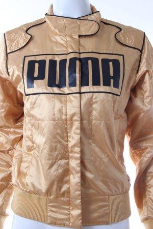 Puma Blouson goldfarben
