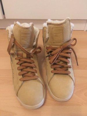 Puma Low boot brun sable