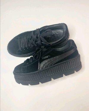 Fenty Puma by Rihanna Sneaker con tacco nero